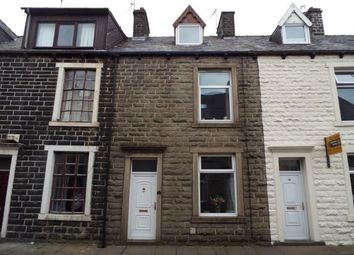 Thumbnail 2 bed terraced house for sale in Tunstead Mill Terrace, Bacup, Lancashire