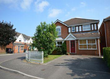 Thumbnail 4 bed detached house for sale in Lancaster Close, Old Farm Place, Ash Vale