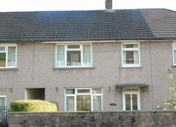 Thumbnail 3 bedroom terraced house for sale in Underhill Crescent, Abergavenny