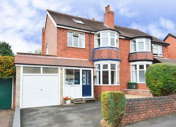 Thumbnail 4 bed semi-detached house for sale in Pitcairn Road, Bearwood