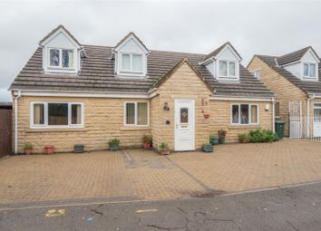 Thumbnail 5 bed detached bungalow for sale in The Wickets, Bradford