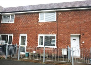 Thumbnail 2 bedroom terraced house to rent in Strand Close, Holywell, Flintshire, 7Al.