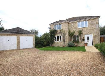 Thumbnail 4 bedroom detached house for sale in Wisbech Road, Littleport, Ely