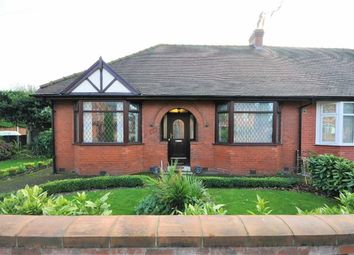 Thumbnail 3 bed bungalow for sale in Stockport Road, Denton, Manchester
