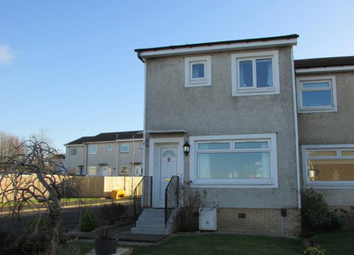 Thumbnail 2 bed end terrace house to rent in 12 Culzean Crescent, Newton Mearns Glasgow