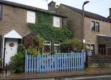 Thumbnail 1 bed end terrace house for sale in Changegate, Haworth, Keighley