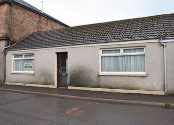 Thumbnail 2 bed terraced bungalow for sale in 8 St Johns Road, Annan, Dumfries & Galloway