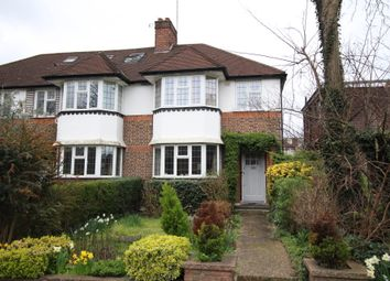Thumbnail 3 bedroom end terrace house for sale in Church Hill Road, East Barnet