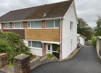 Thumbnail 3 bed semi-detached house to rent in Landor Avenue, Killay, Swansea