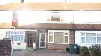 Thumbnail 2 bedroom property to rent in Wilmot Road, Dartford