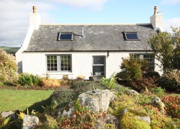 Thumbnail 4 bed cottage to rent in Hill Of Corskie, Aberdeen