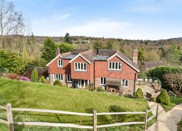 Thumbnail 6 bed detached house to rent in Stoatley Rise, Haslemere