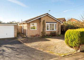 Thumbnail 3 bed detached bungalow for sale in Kirklands, Strensall, York