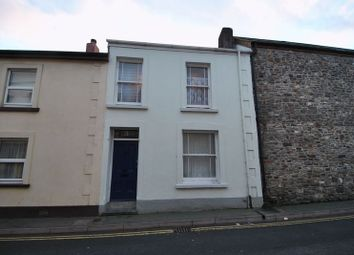 Thumbnail 3 bed terraced house to rent in North Road, Bideford