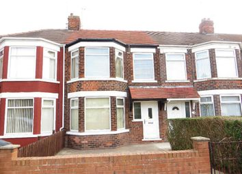 Thumbnail 3 bed terraced house to rent in Priory Road, Hull