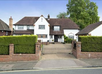 Thumbnail 6 bed detached house for sale in Burntwood Road, Sevenoaks, Kent