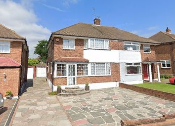 Thumbnail 3 bed semi-detached house for sale in Honeybourne Way, Petts Wood, Orpington