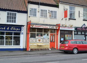 Thumbnail Restaurant/cafe for sale in Market Lane, Barton Upon Humber