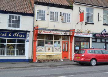 Thumbnail Restaurant/cafe for sale in Market Lane, Barton Upon Humber