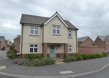 Thumbnail 4 bed property for sale in Oxmoor Avenue, Hadley, Telford