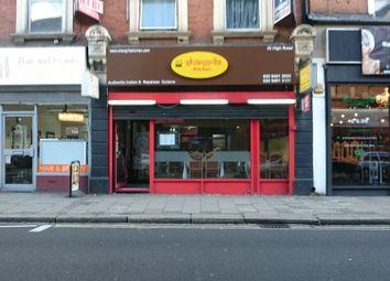 Thumbnail Restaurant/cafe for sale in Wilsden Green High Road, London