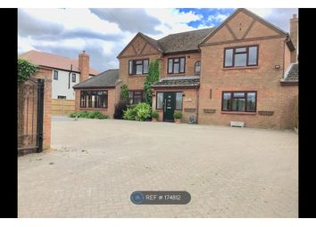 Thumbnail 5 bed detached house to rent in High Ditch Road, Fen Ditton, Cambridge