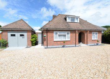 Thumbnail 4 bed detached bungalow for sale in Everton Road, Hordle, Lymington