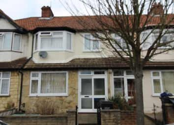 Thumbnail 3 bed terraced house for sale in Malden Avenue, South Norwood