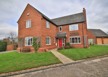 Thumbnail 5 bed detached house for sale in Weston Park, Weston-Under-Penyard, Ross-On-Wye
