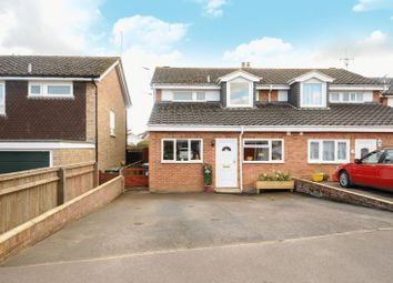 Thumbnail 4 bed semi-detached house for sale in Larch Close, Southmoor, Abingdon