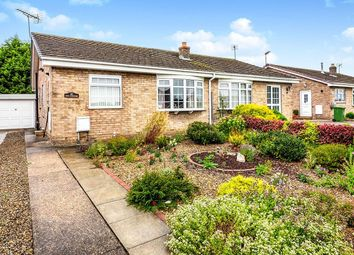Thumbnail 2 bed bungalow for sale in Londesborough Road, Cranswick, Driffield