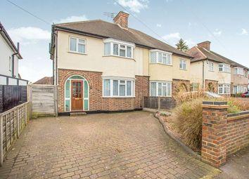Thumbnail 3 bed flat to rent in Bushey Mill Lane, Watford