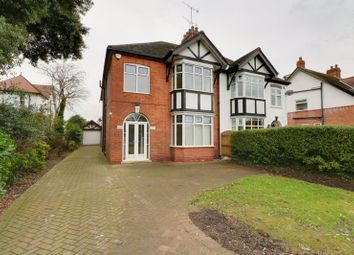 Thumbnail 4 bed semi-detached house to rent in Beverley Road, Anlaby, Hull