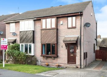 Thumbnail 3 bedroom semi-detached house for sale in Pritchard Close, Hackenthorpe, Sheffield