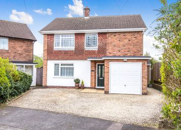 Thumbnail 3 bed detached house for sale in Deane Gate Drive, Houghton-On-The-Hill, Leicester