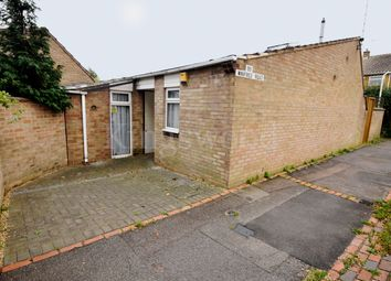 Thumbnail 1 bedroom bungalow for sale in Winifred Road, Pitsea