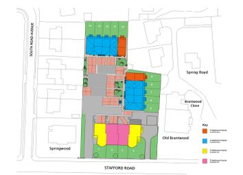 Thumbnail 4 bed property for sale in Plot 1, Southfield Hall, Stafford Road, Halifax