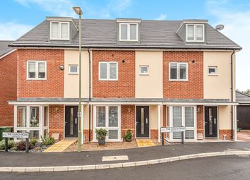 3 bed town house for sale in The Coach Road, Basingstoke RG23
