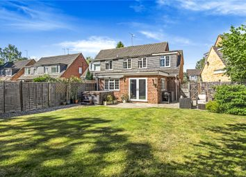 Thumbnail 3 bed semi-detached house for sale in Harvey Road, Farnborough, Hampshire