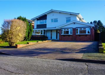 Thumbnail 4 bed detached house for sale in Conifer Drive, Culverstone Green, Meopham