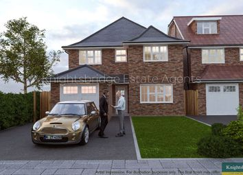 Thumbnail 5 bed detached house for sale in 'the Willow', Uppingham Road, Off Uppingham Road, Leicester