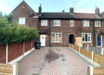 Thumbnail 3 bed terraced house for sale in Portland Road, Eccles, Manchester