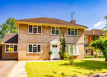 Thumbnail 5 bed detached house for sale in 5 Hocketts Close, Whitchurch Hill