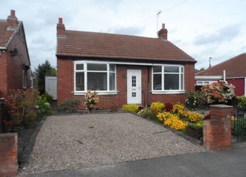 Thumbnail 2 bed bungalow for sale in Thistley Close, Newcastle Upon Tyne