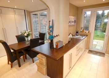 Thumbnail 3 bedroom semi-detached house for sale in Crescent Park, Heaton Norris, Stockport