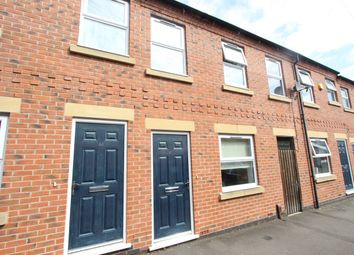 Thumbnail 2 bed terraced house for sale in Nugent Street, Leicester
