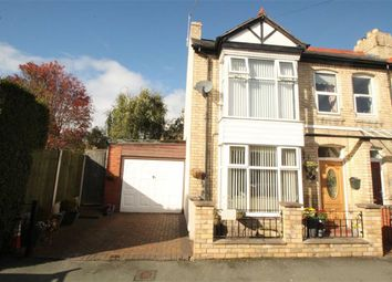 Thumbnail 3 bed end terrace house for sale in York Street, Oswestry