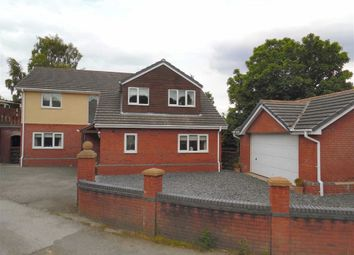 Thumbnail 5 bed detached house for sale in Y Nant, Rhewl, Flintshire