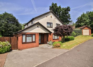 Thumbnail 4 bedroom detached house for sale in Blossom Drive, Lisvane, Cardiff