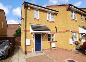 Thumbnail 2 bedroom semi-detached house for sale in Maple Close, Ilford, Essex